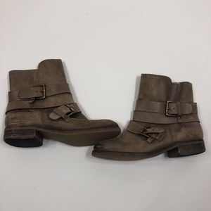Treasure&Bond Distressed Leather Short Boot Sz 7.5